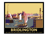 Bridlington Giclee Print by Frank Mason