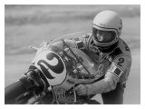 Ken Roberts, Riverside, CA, 1977 Impression giclée par Dan Mahony