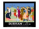 Durham Giclee Print by Doris Clare Zinkeisen