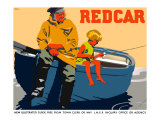 Redcar Giclee Print by Frank Newbould