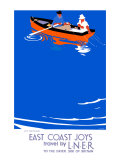 East Coast Joys, No. 5 Giclee Print by Tom Purvis