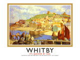 Whitby Giclee Print by William Lee- Hanky