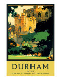 Durham Giclee Print by Fred Taylor