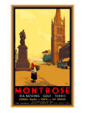 Montrose Giclee Print by Austin Cooper