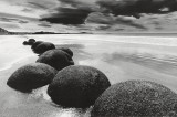 Boulders on the Beach Plakat