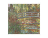 Water Lily Pond, 1900 Posters by Claude Monet