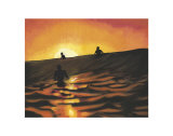 Sunset Session Prints by Deangelo