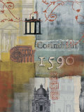 Corinthian Revival Prints by Alec Parker