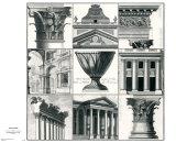 Classic Details Poster by Louis Fernan Cassas