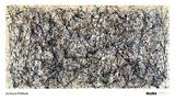 Eins, Nr. 31 Kunstdrucke von Jackson Pollock