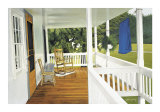The Porch Kunst af Kathleen Green