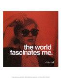 Verden Kunst av Andy Warhol