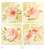 Think Pink! Print by Judy Shelby