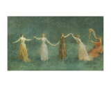 Summer, 1890 Posters by Thomas Wilmer Dewing