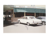 '64 Valiant Posters by Robert Bechtle