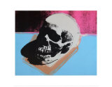 Skull, 1976 Plakat af Andy Warhol