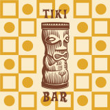Tiki Bar Prints