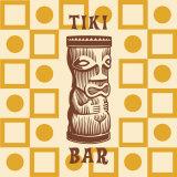 Tiki Bar Lámina