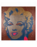 Marilyn Monroe, 1967 (silver) Poster par Andy Warhol