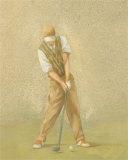 Golfer IV Prints by Jose Gomez