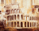 Colosseo Roma Posters by Rian Withaar
