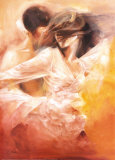 Emotionaler Tanz|Emotional Dance Poster von Robert Duval