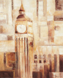 Big Ben, London Prints by Rian Withaar