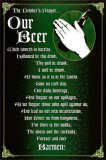 The Drinker's Prayer Poster