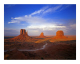 Monument Valley 1 Photographie par Mike Norton