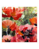 Red Poppies 1 Giclee Print by Wendy Kroeker (Erhardt)