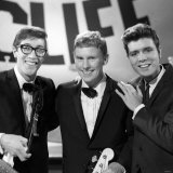 Cliff Richard and the Shadows December 1963 Music Fotografisk tryk