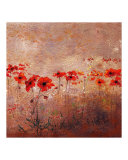 Field Poppies 1 Giclee Print by Wendy Kroeker (Erhardt)
