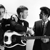 Cliff Richard and the Shadows October 1963 Music Fotografisk tryk
