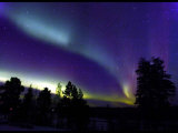 Northern Lights, Finland Premium Photographic Print