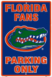 University of Florida Tin Sign