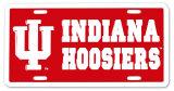 Indiana University Plechová cedule
