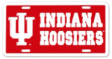 Indiana University Tin Sign