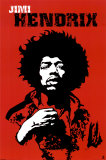 Jimi Hendrix Prints