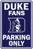 Duke University Blikskilt