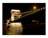Chain Bridge Photographic Print by Mary Lane