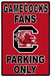 University of South Carolina Tin Sign