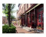 Fells Point Photographic Print by April Sims