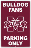 Mississippi State Tin Sign