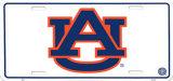 Universidad de Auburn Cartel de chapa