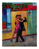 Dance Giclee Print by Ekaterina Ermilkina