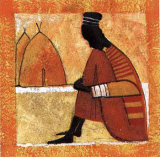 Tribal Fashion IV Posters by  Yinka