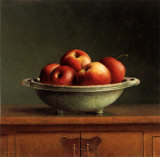 Apples Prints by  Van Riswick
