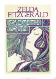 Save Me The Waltz by Zelda Fitzgerald Posters by Bill Botten