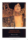 Venus In Furs by Leopold Von Sacher-Masoch Posters by Gustav Klimt
