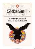 A Midsummers Night's Dream by William Shakespeare Prints by Paul Hogarth